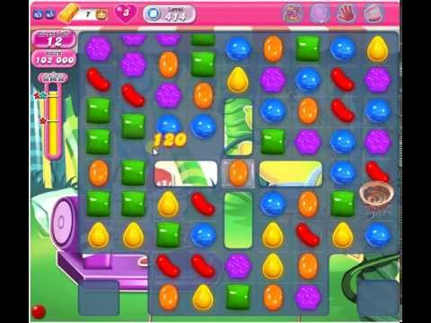 How To Beat Candy Crush Saga Level 75 2 Stars No Boosters | Web of