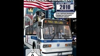Let's Play City Bus Simulator 2010: New York - Campaign Chapter 1 view on youtube.com tube online.