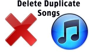 ITunes Tutorial: How To Delete Duplicate Songs In ITunes
