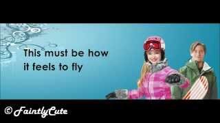 Luke Benward & Dove Cameron Cloud 9 Lyrics