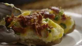 How To Make Ultimate Twice Baked Potatoes