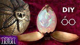 The Golden Egg - Harry Potter DIY