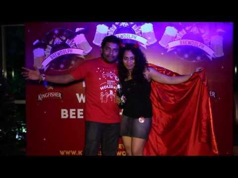 #KFBeerUp (Mumbai & Bangalore) - Brewdolph Edition