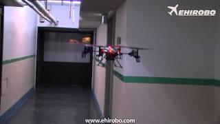 EHIROBO.com WLTOYS V959 Future Battleship 4CH UFO With