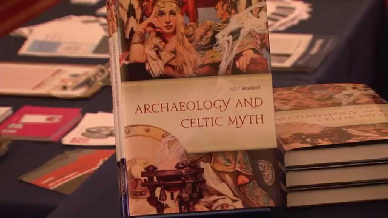 "An introduction to the 2014 Rhind Lectures by Emeritus Professor John Waddell, NUI Galway, on ""Archaeology and Celtic Myth - an exploration"""
