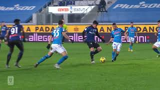 Highlights Coppa Italia - Atalanta vs Napoli 3-1