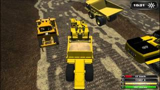 Chantier / Travaux / Baustelle #2 : Farming Simulator 2011