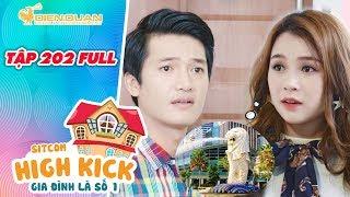 Gia đình là số 1 sitcom | tập 202 full: Đức Phúc lo lắng vì quyết định đi Singapo du học của Kim Chi