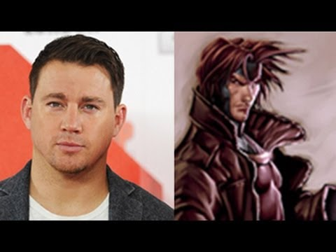 Channing Tatum To Play Gambit In X-Men: Apocalypse