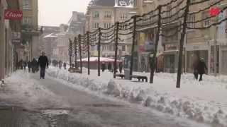 L'épisode neigeux du 12 mars 2013