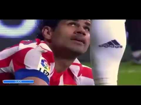 Diego Costa Chơi xấu và những mánh khóe tiểu xảo của mình