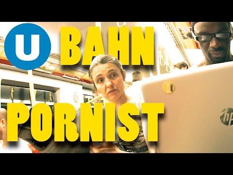 U-Bahn Porno Prank - Wiener