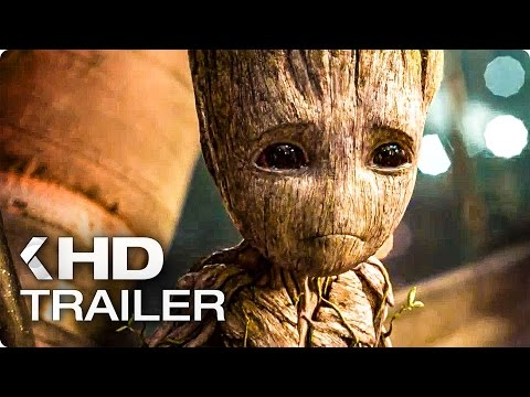 GUARDIANS OF THE GALAXY VOL. 2 Trailer 3 (2017)