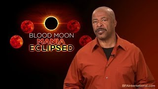 Blood Moon Mania Eclipsed Keith Johnson