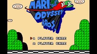 Super Mario Odyssey Brothers (Super Mario Brothers 3 / Super Mario Odyssey)
