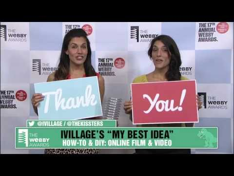 iVillage's 5-Word Speech at the 17th Annual Webby Awards