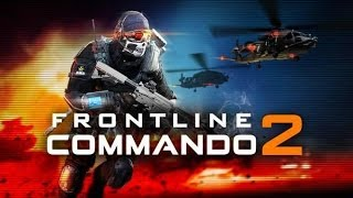 FRONTLINE COMMANDO 2 Android GamePlay Part 2 (HD)