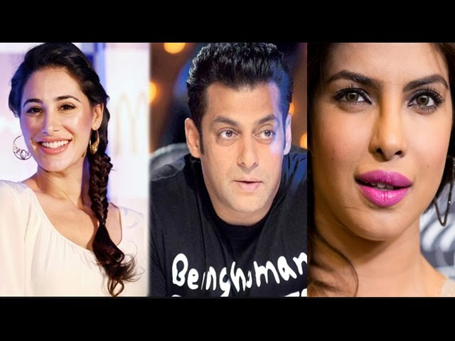 Nargis Fakhri gaga over Salman Khan, Priyanka Chopra v/s Parineeti Chopra and more