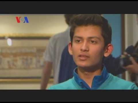 YES Program Student: Moiz Rehan - Tabinda Naeem - Urdu VOA
