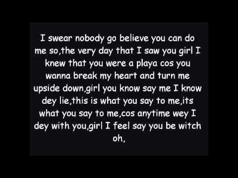 P-Square - Say Your Love (Lyrics)