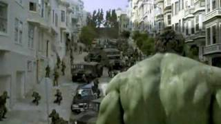 The Hulk (2003) Theatrical Trailer