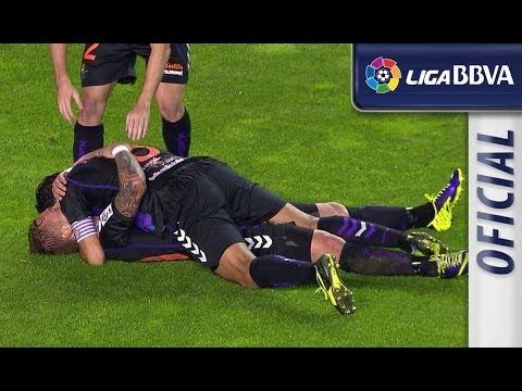 image vidéo Rayo Vallecano (0-3) Real Valladolid
