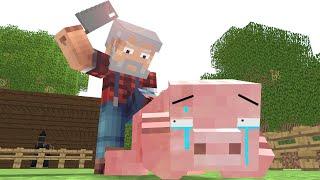 Minecraft - �ivot prasiatka