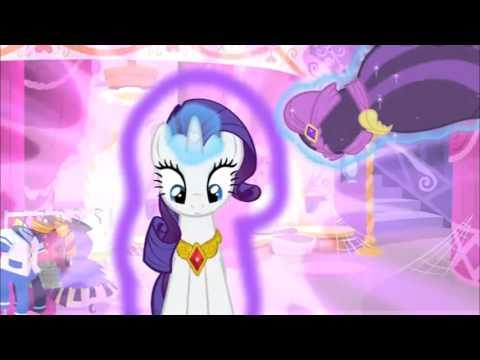 My Little Pony - Winx Club Sirenix Trasnformation, Instrumental/Croatian [HD]