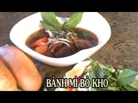 Banh Mi Bo Kho - Xuan Hong