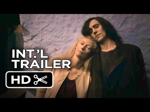 Only Lovers Left Alive INT.'L TRAILER 2 (2013) - Tom Hiddleston, Tilda Swinton Movie HD