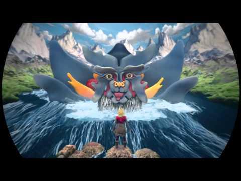 Björk - Wanderlust (2D)