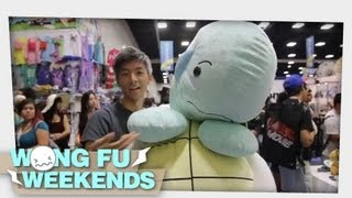 WFW 106 - Awkward Magic at Comic Con, Big Announcement & MoreWongFu!