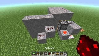 Minecraft: Puerta súper secreta