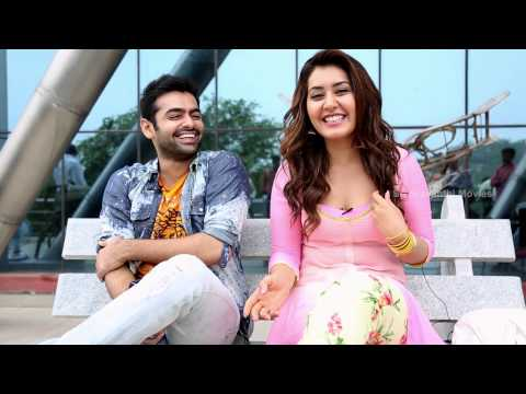 Ram-and-Rashi-Khanna-about-Shivam-Audio-Release
