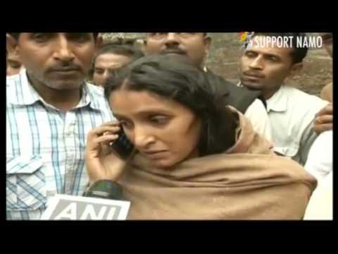 Narendra Modi Talks to  wife of Shaheed Munna Srivastava on Phone !