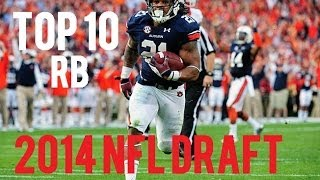 Top 10 Running Backs In 2014 NFL Draft