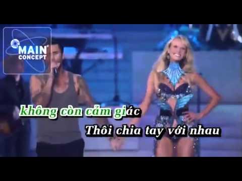 ghet chinh anh remix karaoke