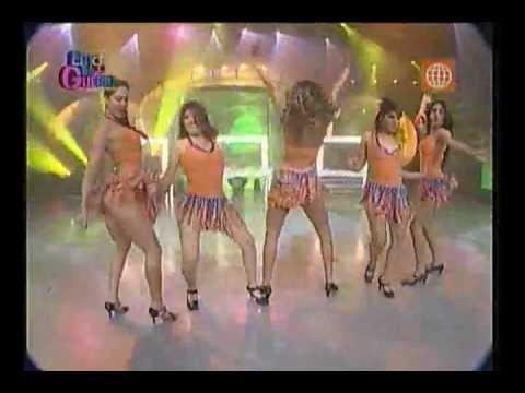 Esto es Guerra (Amigos en Guerra): Baile de las chicas, salsa - 23/10/2012