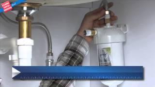 Cómo instalar un Filtro de Agua