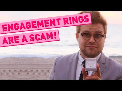 Why Engagement Rings Are A Total Scam