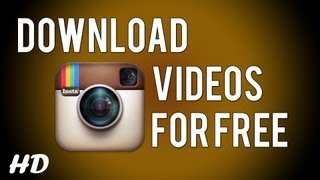 How To Download Any Instagram Videos For Free On Computer