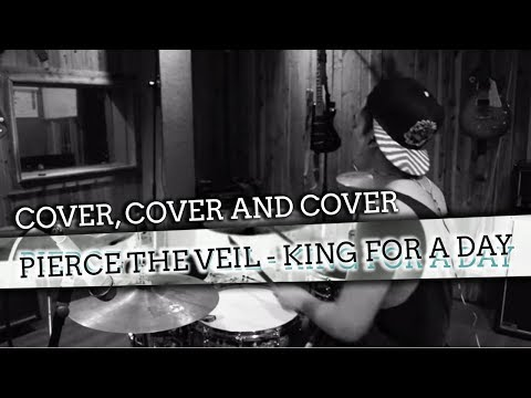 Bounty Ramdhan - Pierce The Veil - King For A Day (Drum Cover) HD