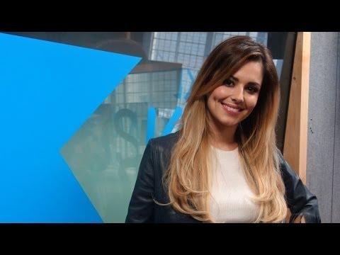 Cheryl Cole talks 'Crazy Stupid Love' at KISS FM (UK)