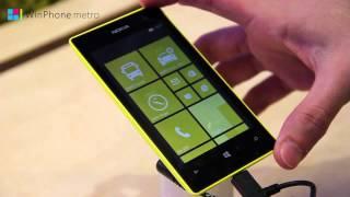 MWC 2013 Probamos El Nokia Lumia 520