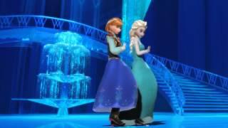 【MMD】Anna & Elsa Melody Line (Frozen)