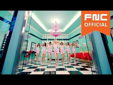 AOA - 단발머리(Short Hair) Music Video Full ver.