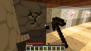 Minecraft-Como Hacer Un Pico De Piedra