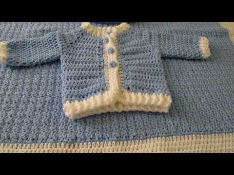 Crochet Patterns For Baby Boy Clothes Crochet Baby Boy Sweater