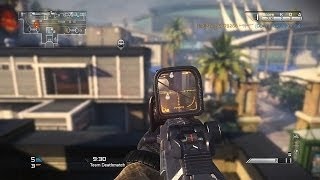 Call Of Duty: Ghosts NEW MAVERICK SNIPER GAMEPLAY