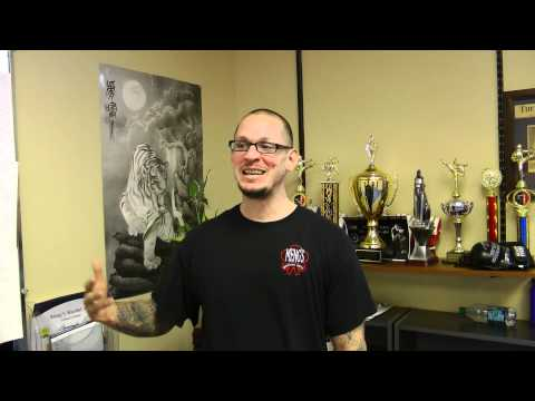 HKB Wing Chun[Black Flag Wing Chun] Testimony from USA, North America #93